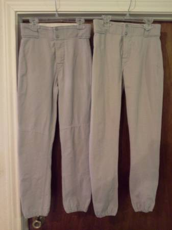 SOUTHLAND BASEBALL PANTS (SOLID GRAY) - BOYS XL (ROBINSONWACO)