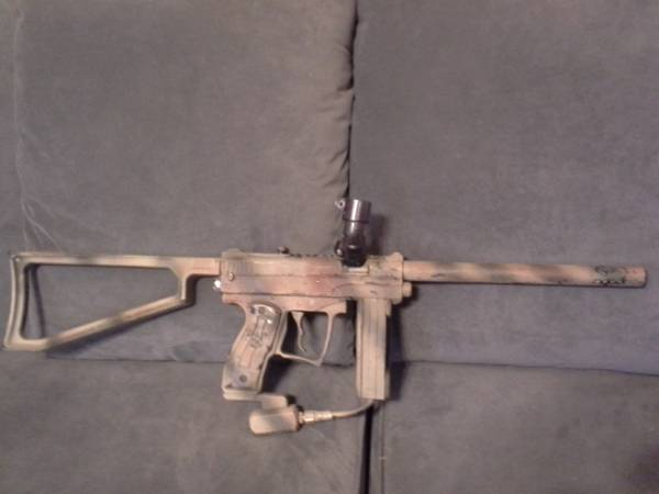 spyder mr1 paintball gun - $60 (bellmead waco)