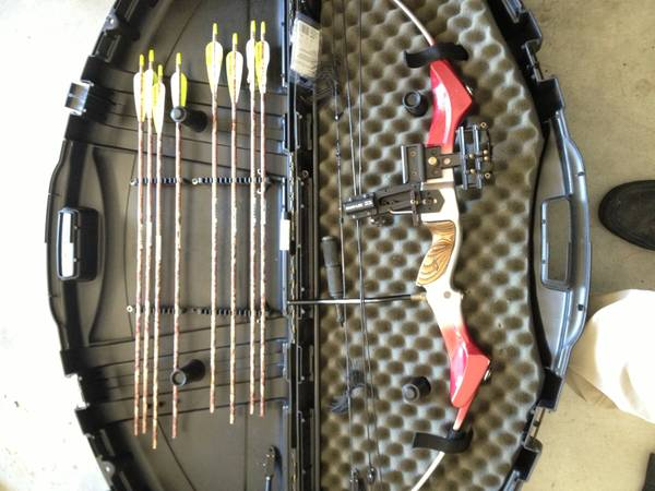 Browning Ballistic Mirage Bow (reduced) - $275 (Waco)