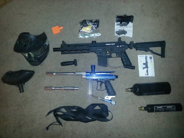 Paintball Gear For Sale - $175 (Waco)