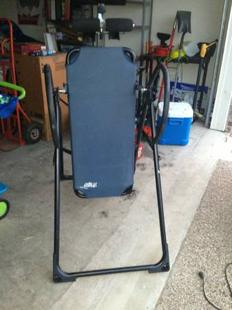 Teeter Hang Up Inversion Table F7000 Therapy - $100 (Waco)