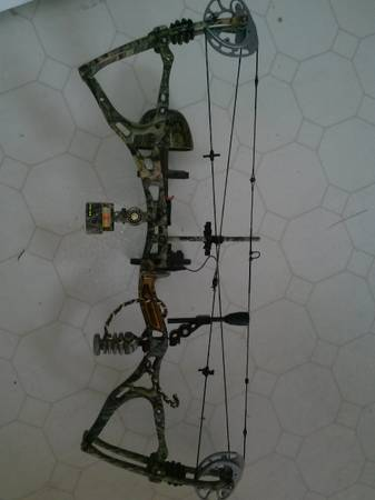 BOWTECH GUARDIAN BOW (WACO)