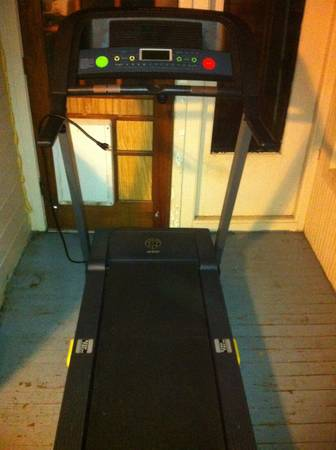 Golds gym 450 treadmill - $125 (North waco)