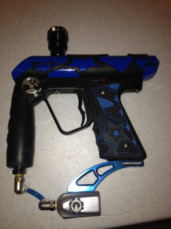 Smart parts ion- paintball gun - $150 (Waco area)