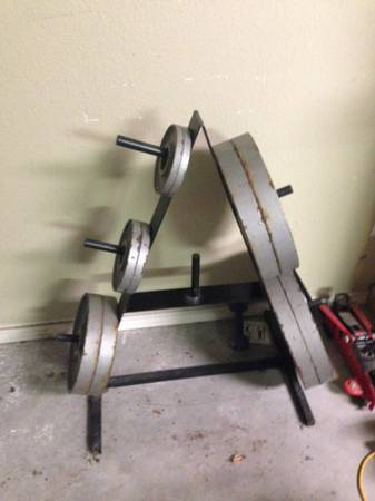 Golds Gym Pro Series weight bench - $325 (Robinson, TX)