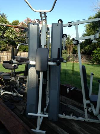 Iron Grip Strength TSA 9900 3 Stage Workout set  - $350 (Robinson)