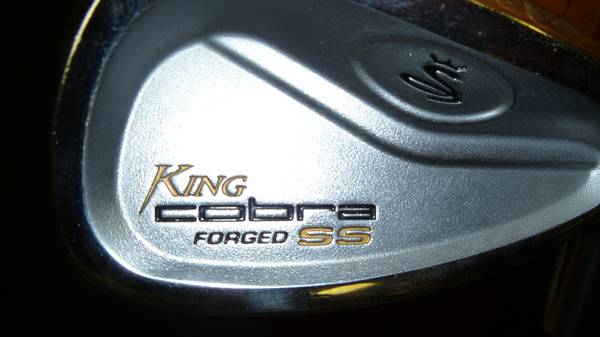 King COBRA Forged SS clubs - $350 (WACO)
