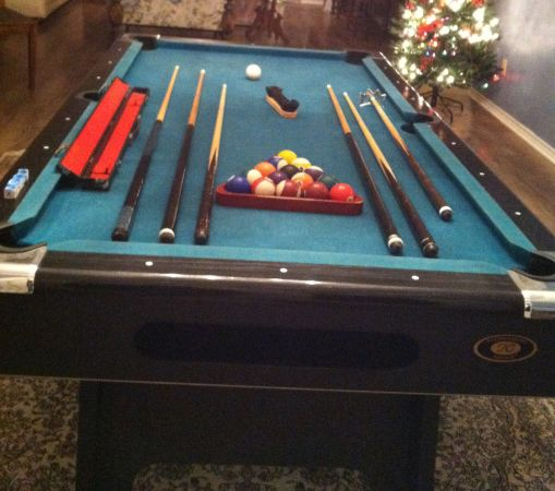 Pool Table, 7 foot - $450 (Valley Mills)