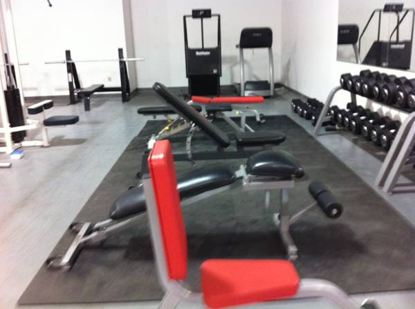 USED COMMERCIAL GYM EQUIPMENT (WACO)