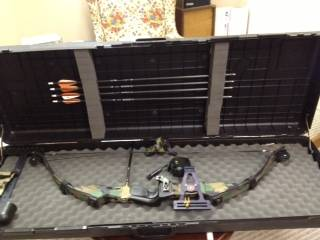 PSE Compound Bow - $225 (waco)