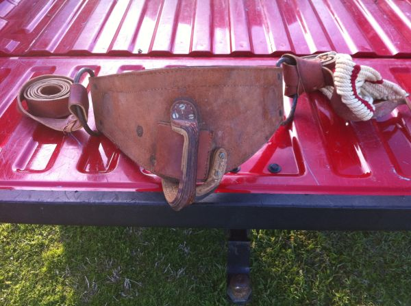 bareback rigging - $225 (mexia)