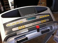 Golds Gym Trainer 480 Treadmill - $225