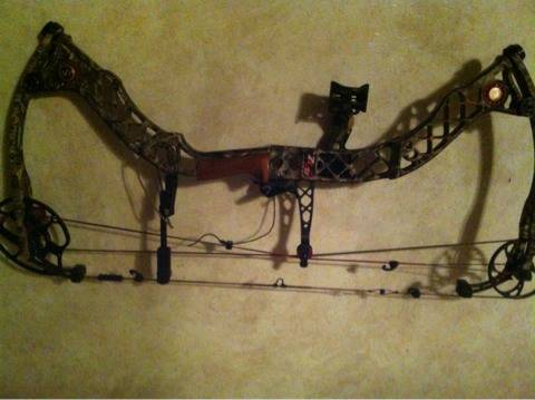 Mathews Z7 - $600 (Waco)