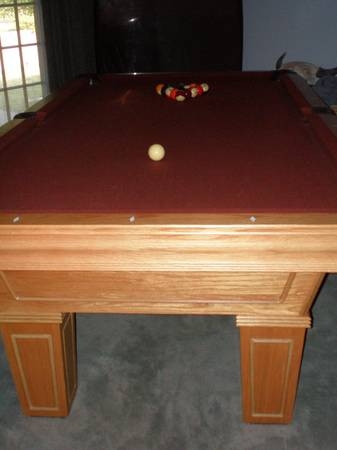 Sale or Trade Pool Table - $1500 (Waco)