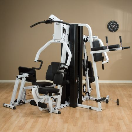 Body Solid Home Gym EXM3000 - $1000 (Crawford, TX)