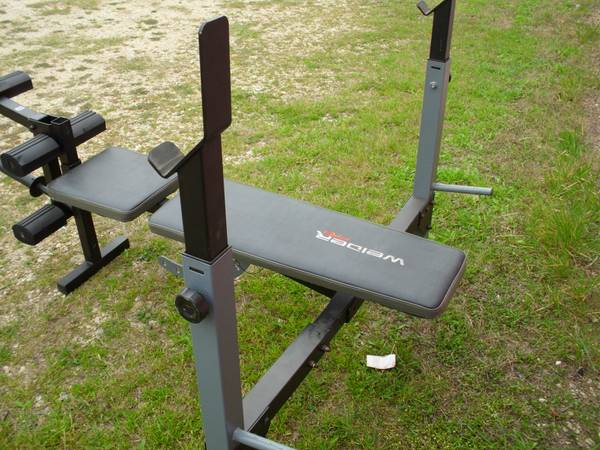 Weider Pro weight bench - $100 (Lacy lakeview)