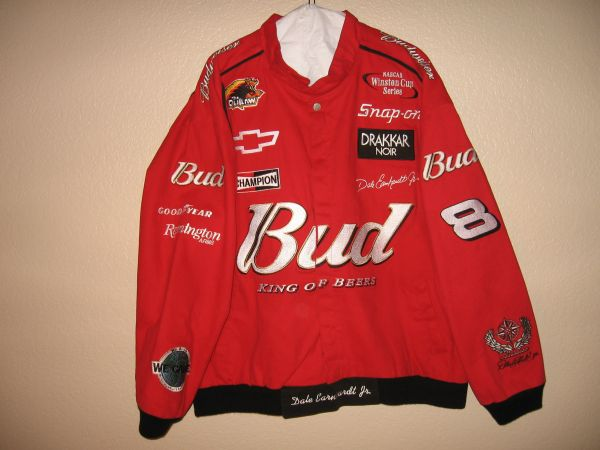 Dale Earnhardt Jr. Jacket - $35 (Whitney)
