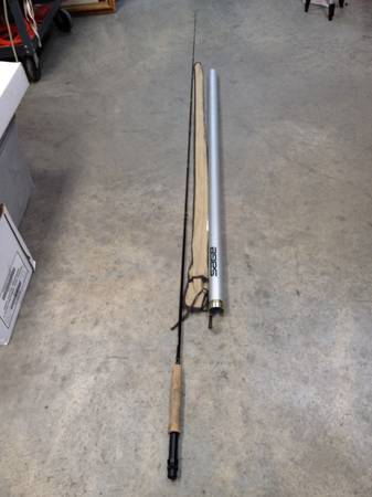 Sage GFL 586 DS 86 graphite II fly rod - $100 (Waco Habitat for Humanity ReStore)