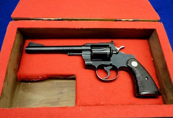 650  COLT TROOPER 357 MAGNUM REVOLVER 6 1967       DOUBLE ACTION