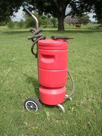 snap-on sand blaster - $40 (gholson)