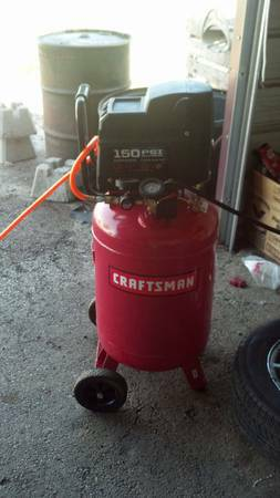 CRAFTSMAN AIR COMPRESSOR - $200 (WACO)