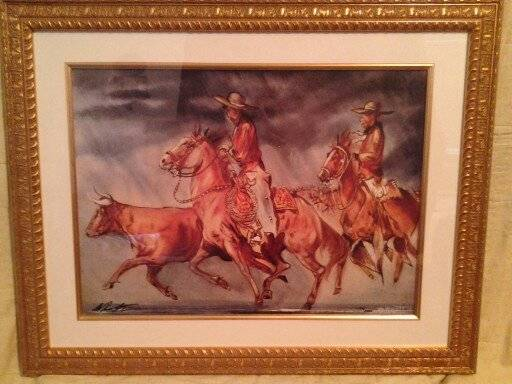 William Verdult Art - $350 (Whitney Texas)