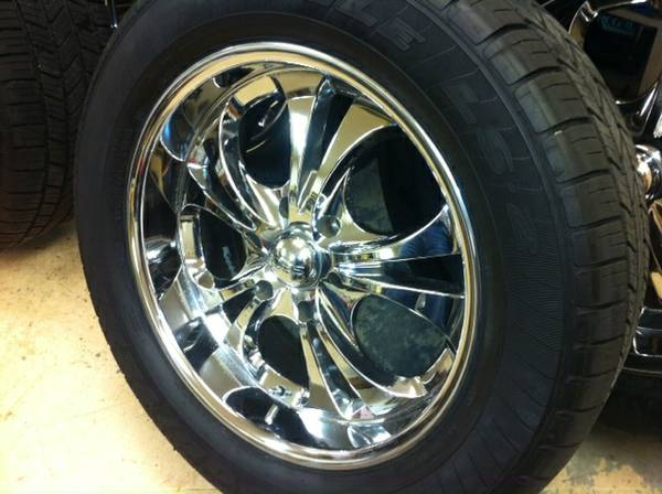 Set of 4 Goodyear Eagle LS Tires - $1450 (Lorena)