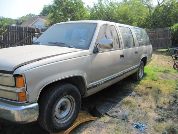 parting out 1992 suburban - $1 (hillsboro)