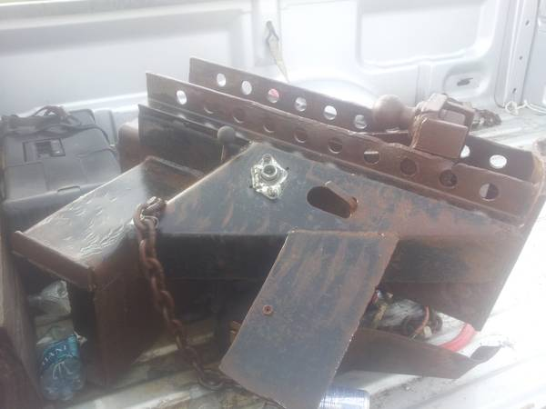 Mobile home toter hitch - $500 (clifton)