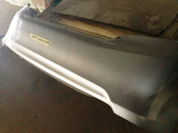 TOYOTA Camry LE 2012 2013 Rear Bumper cover factory auto part - $125 (obo-waco)