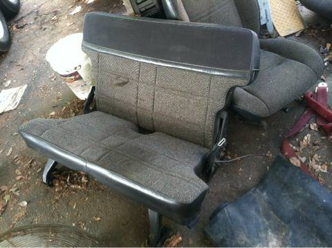 Back bench seat out of my 87 s10 blazer 15$ - $15