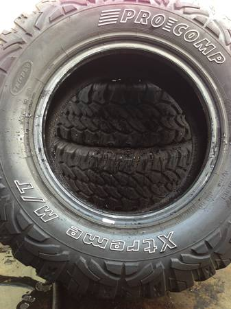 Pro Comp Tires Extreme Mud Terrain (2857017) - $850 (WacoBaylor)