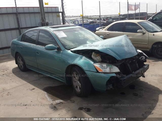 2002 Nissan Altima For Parts