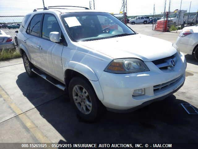 2004 Acura MDX For Parts