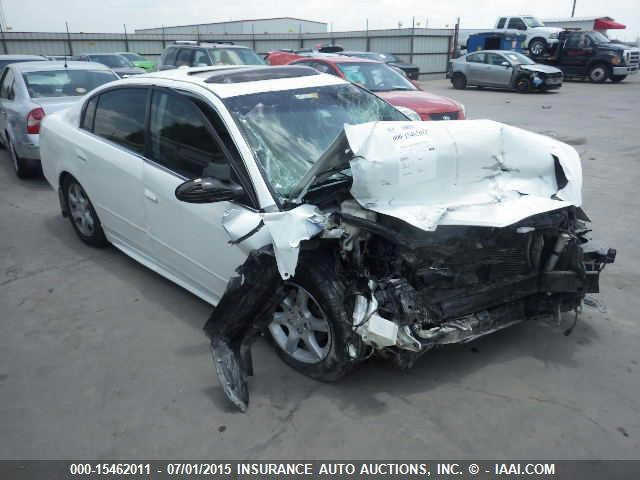 2006 Nissan Altima For Parts