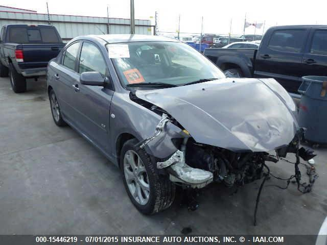 2007 Mazda 3 For Parts
