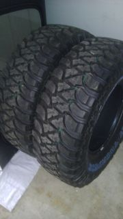 3 brand new mickey Thompson Baja mud terrain tires - $525 (Waco)