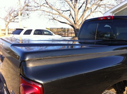 Leer Tonneau Bed Cover - Dodge - $300 (China Spring)