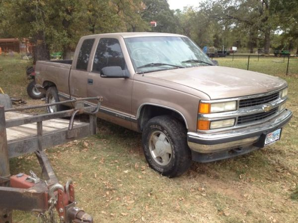 Parting out 96 Chevy Z71 - $1 (Robinson)