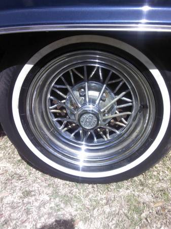 15 cragar wire wheels (bryan)
