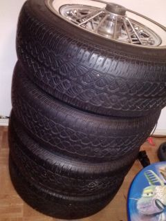 15 inch swangas n vouges - $800 (waco tx)