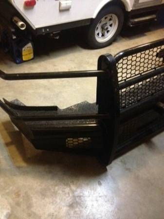 Ranch hand replacement bumper - $800 (gatesville)