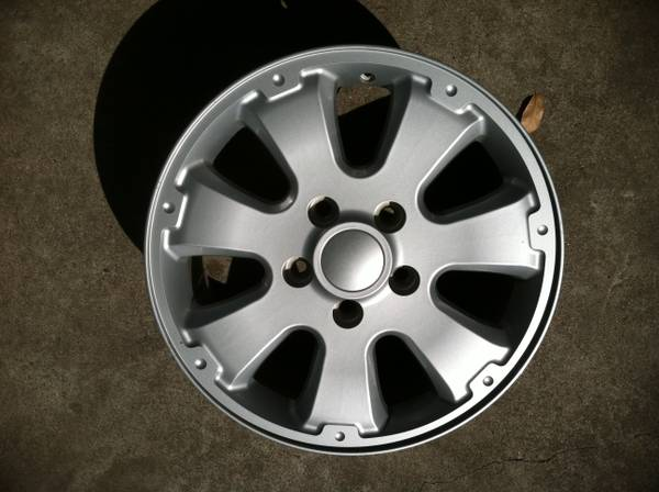 Toyota Tundra 2008 Factory Rims set 4 - $1000 (Waco - North)