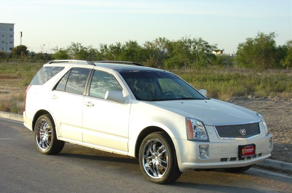 Cadillac SRX 20 Chrome ZINIK wheels - $600 (Waco)