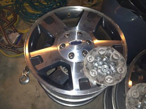 18 Ford F150 or Expedition Rims - $299 (Waco)