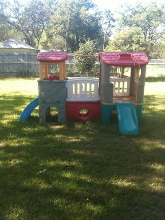 Step 2 clubhouse climber - $250 (Moody)