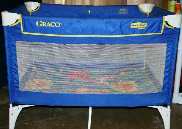 graco pack and play instructions