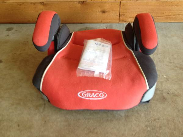 GRACO CAR BOOSTER SEAT -   x0024 10  CHINA SPRING
