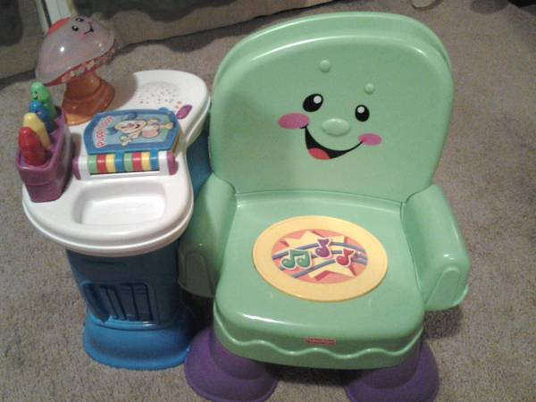 Lots of Toys, Table with Stool Activity Chair (Hillsboro)