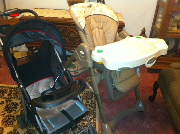 Trend High Chair By Baby Trend For Sale